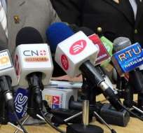 CNE inicia diálogos para reglamentar a la prensa durante campaña electoral