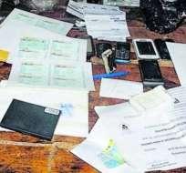 Red de tramitadores habría utilizado documentos falsos del CNE