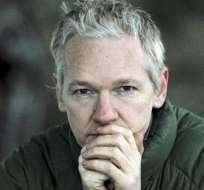 Salvoconducto a Assange es reconsiderado debido a su salud