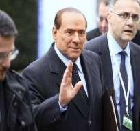 Berlusconi, condenado a 4 años de cárcel  por fraude fiscal