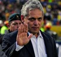Rueda asegura que Ecuador no jugará amistoso en noviembre