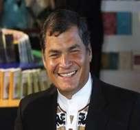 Correa envió proyecto para aumentar el bono