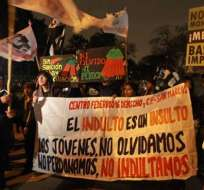 Un 50% de peruanos totalmente de acuerdo con indulto a Fujimori