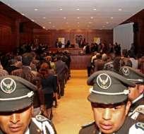 Nueva audiencia contra 17 policías involucrados en el 30-S