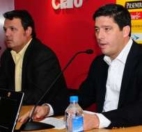 Antonio Noboa asegura que el Monumental estará pintado de amarillo