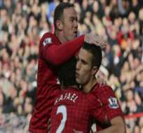 Manchester United vence al Arsenal