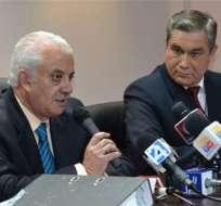 Fiscalía anuncia la captura del presunto líder de falsificadores de firmas