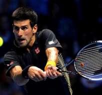 Djokovic frena a un combativo Tsonga en la Copa de Maestros