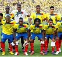 Ecuador subió tres puestos en el ranking de la FIFA