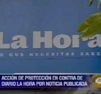 SIP considera un atentado a libertad de prensa orden contra diario La Hora