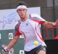 Argentino Mayer primer finalista en Guayaquil