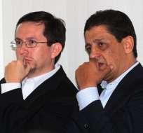 Juez declara nula la detención de exdirectivos de Cofiec y ordena su libertad