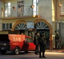 Tiroteo en una boda en México deja seis muertos y dos heridos