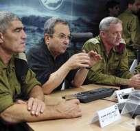 Israel movilizará 30.000 reservistas tras caer cohete cerca de Tel Aviv
