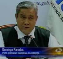 CNE mañana inicia diálogos con la prensa