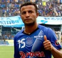 Pedro Quiñónez no jugará mañana en Loja