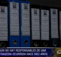 Diez años después de mortal explosión en Riobamba no hay sanción para responsables