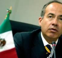 Calderón quiere cambiar el nombre oficial de México
