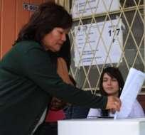 ¿Conoce la división de circunscripciones para elegir asambleístas?