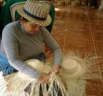 Sombrero de paja toquilla candidato en la Unesco