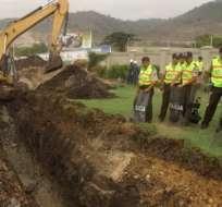 Según Petroecuador se podría demoler casas en área de gasoducto