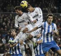 4-3. Cristiano rescata al Real Madrid de la esquizofrenia