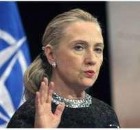 Hillary Clinton planea regresar al trabajo la próxima semana
