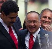 Oposición en Venezuela insiste en pugna de poder entre Maduro y Cabello