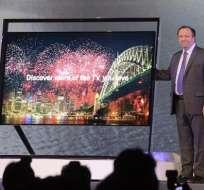 Televisores Ultra HD y más listos desembarcan en la feria CES 2013