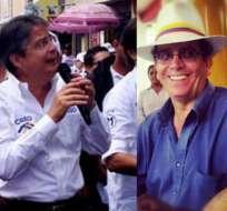 Acosta y Lasso continúan con sus actividades de campaña