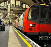 El metro de Londres cumple hoy 150 años