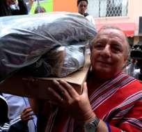 Temas de seguridad, empleo, salud y migración en agenda electoral de Ecuador