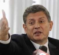 Delgado pide se archive su causa o se le tome declaración en Miami