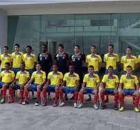 Ecuador debutó en el Sudamericano Sub-20 empatando 1-1 con Brasil