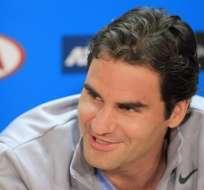 Federer prefiere la frescura de cara al Abierto de Australia