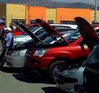 Recuerde, la matriculación vehicular inicia el 21 de enero en Quito