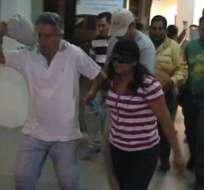 Capturan a supuesta asesina de 'chulquera' en El Oro