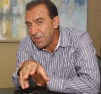 Nassib Neme prácticamente descarta a Pablo Zeballos
