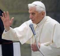 El Papa asegura que el rostro de Dios es visible y se puede ver en Cristo