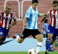 Paraguay golea a Bolivia y Argentina es eliminada del Sudamericano Sub-20