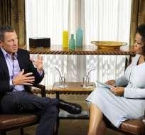 Armstrong confiesa que ganó los siete títulos del Tour de Francia dopado