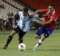 Argentina eliminada en casa y Paraguay clasifica a la próxima fase
