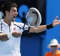 Djokovic, Ferrer y Berdych ya están en octavos; Sharapova sigue a su ritmo