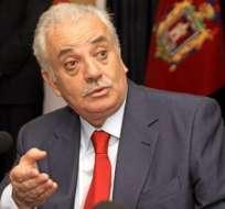 Fiscal reitera que prisión preventiva ordenada contra Pedro Delgado es legal