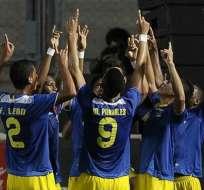 Ecuador al hexagonal, Argentina y Brasil eliminados del Sub-20