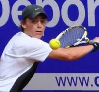 Estrellas del tenis mundial juvenil juegan el ITF ATP Guayas