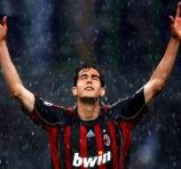 Concluyen sin éxito las negociaciones por el fichaje de Kaká por el Milán