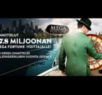 Un finlandés juega 25 céntimos y gana 17,8 millones de euros en juego online