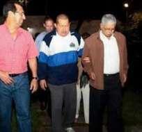 Difunden una foto de Hugo Chávez 'tras la operación'