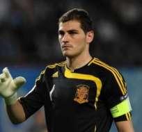 Casillas, entre seis y ocho semanas de baja por lesión